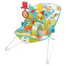 Fisher-Price Animal Party Infant Baby Bouncer Display Model In Retail Box