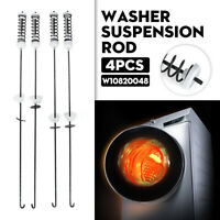 Washer Suspension Rods For Whirlpool W10820048 W10189077 PS11723157 W10820048VP