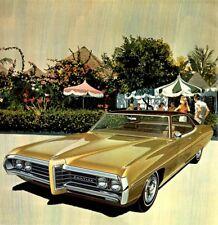 1969 Pontiac Ventura 4 door hardtop, Refrigerator Magnet, 40 MIL