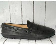 The Original Car Shoe By PRADA Leather Moccasin Loafer Rubber Flat Men 10