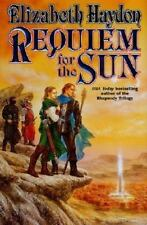Requiem For The Sun by Elizabeth Haydon HC new