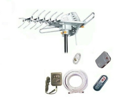 LAVA HD-2605 ULTRA Remote Controlled HD TV Antenna with 3G Control Box
