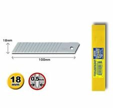 60 Paxks 600 Blades OLFA Lbd-10 18mm Blades Heavy-duty Snap-off Replacement V E