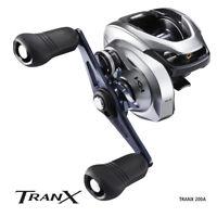 Shimano Tranx 200 Baitcasting Reels - Pike, Muskie, and Striper Fishing Reel