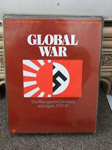 GLOBAL WAR The War against Germany and Japan 1939-45 SPI 1975