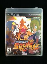 Mugen Souls w/ Soundtrack CD (Playstation 3)