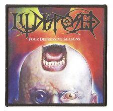 ILLDISPOSED - Four Depressive Seasons - Aufnäher / Patch - Neu - #3241