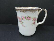 Royal Albert Dimity Rose Bristol Coffee Mug Ribbed