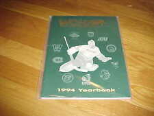 1994 WCHA Hockey Yearbook Western Collegiate Hockey Association