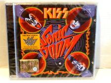 KISS  -  SONIC BOOM  -  CD 2009  NUOVO E SIGILLATO
