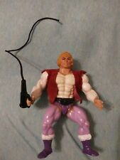 Vintage Prince Adam from He-Man with 2020 whip