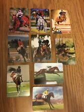 9 Single Swap Horse Riding Playing Cards