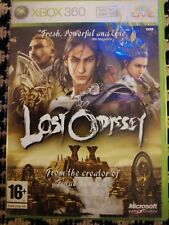 Lost Odyssey Xbox 360 Game (UK BOXED COMPLETE) RPG Adventure FREEPOST