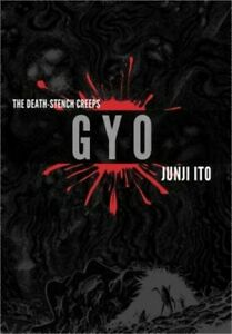 Gyo 2-In-1 Deluxe Edition (Hardback or Cased Book)