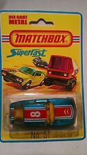Matchbox Superfast 51 Citroen SM MOC