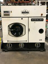 Union Dry Cleaning Machine L55 Capacity 55 Lbs. Voltage 208-240
