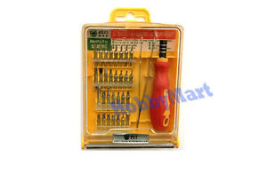 31 in 1 Pocket High Quality Precision Telecommunication Screwdriver Set x 1