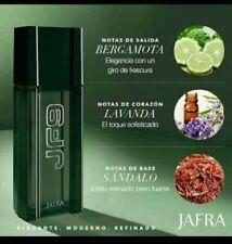 Jafra JF9 green Cologne For Men 100 ml 3.3 Fl New In Box