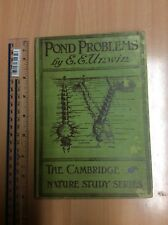 Pond Problems by E E Unwin - reprinted 1928