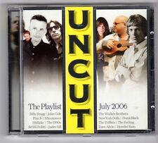 (GQ735) The Playlist July 2006, 15 tracks various artists - 2006 - Uncut CD