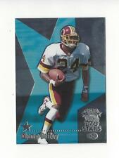 1999 Topps Stars Parallel #1 Champ Bailey Rookie Broncos Redskins /299
