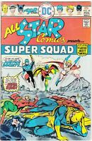 All-Star Comics #58 Comic Book DC Fine