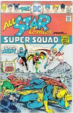 All-Star Comics #58 Comic Book DC Fine
