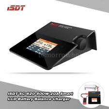 ISDT SC-620 500W 20A Mini LCD Battery Balance Charger for LiPo Li-ion RC Battery