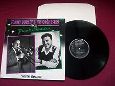 TOMMY DORSEY & FRANK SINATRA - Sings The Standards (German 1981  Vinyl LP) M-/EX