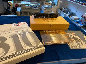 Roco HO Dampflok BR 310.23 Topzustand neuwertig OVP Vitrinenmodell Nr.:43330
