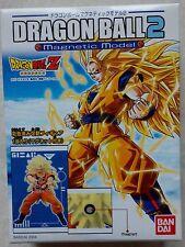 Bandai Dragon ball Z magnetic model (Set of 6)