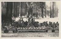 1900s Dutch East Indies Indonesia (?) Dutch Photo Postcard