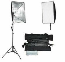 Fotostudio Foto Studioset Softbox Teleskop Studio mit Tragetasche Studio Neu DE