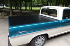 1964-72 Ford F100 Styleside 6' Short Bed Hatch Style Tonneau by Craftec