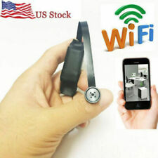 1080p 4K HD Wireless WiFi Mini Spy camera network DIY button Camera DVR recorder