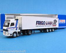 Roco H0 1616 FRIGO LINER VOLVO FH 12 Globetrotter Kühlkoffer-Sattelzug HO 1:87
