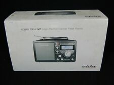 GRUNDIG S350 DELUXE FIELD RADIO AM-FM STEREO SW1 SW2 SW3 WORLD RADIO S350DL