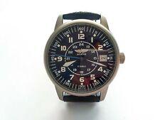 Soviet Vintage Military Mechanical Men's Watch POLJOT AVIATOR 2614N