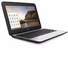 "HP Chromebook 11 G4 11.6"" Celeron N2840 @ 2.16GHz Chrome OS 4 GB RAM 16 GB SSD"