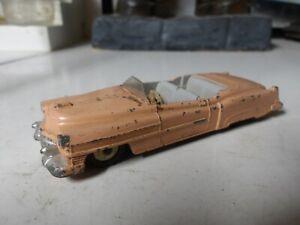 Vintage- Original 1960's Dinky Toys Cadillac Eldorado