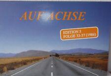 157155 HERPA AUF ACHSE SET Nr.5 FOLGE 33-37 (1986) MIT SCANIA HAUBER UND IVECO