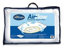 SPECIAL OFFER - New Silentnight Airflow Hollowfibre Orthopaedic Support Pillow