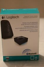✅ NEW IN BOX ✅ Logitech Bluetooth Audio Adapter Receiver for Streaming Speakers