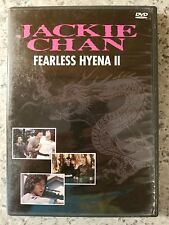The Fearless Hyena 2 DVD - Jackie Chan - FREE SHIPPING