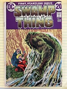 Swamp Thing #1 #2 and #3! 🙌Key Books Of A Classic Character (1973)