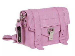 Proenza Schouler ps1 mini in HTF Pink