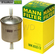 Fuel Filter fits VOLVO S60 V70 XC90 2004-2014 OE MANN WK832/2 30636704