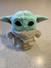 "Mattel 8"" Baby Yoda The Child Plush Star Wars The Mandalorian NWT Ships Today!"