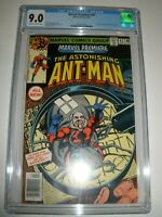 Marvel Premiere # 47 CGC 9.0 1st app Scott Lang Ant-Man