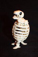 1980's Bandai Meteorbs Egg Monster Mostruovi Frankenstein SKELETON DINOSAUR